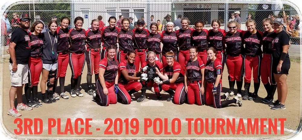 2019 Lady Cats Softball